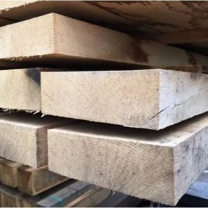 Green Oak Timber