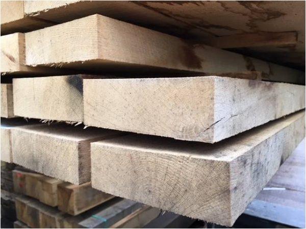 Green Oak Timber