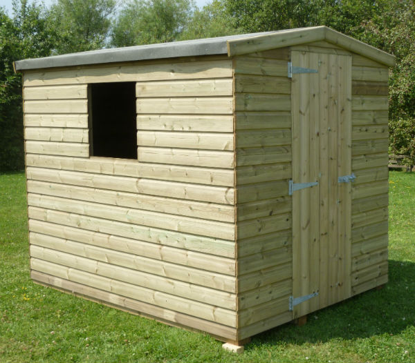 6x4 and 8x6 SHED