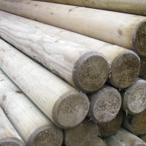 Fencing Stakes & Machine Rounds