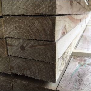 C16 graded timber