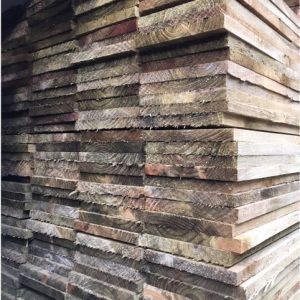 Sawn Treated Timber