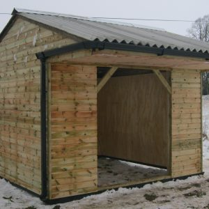 Field Shelters, Stables & Workshops